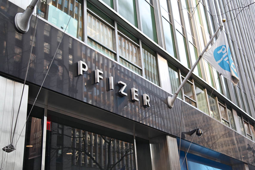 Pfizer Preparing to Auction off Consumer Healthcare in November