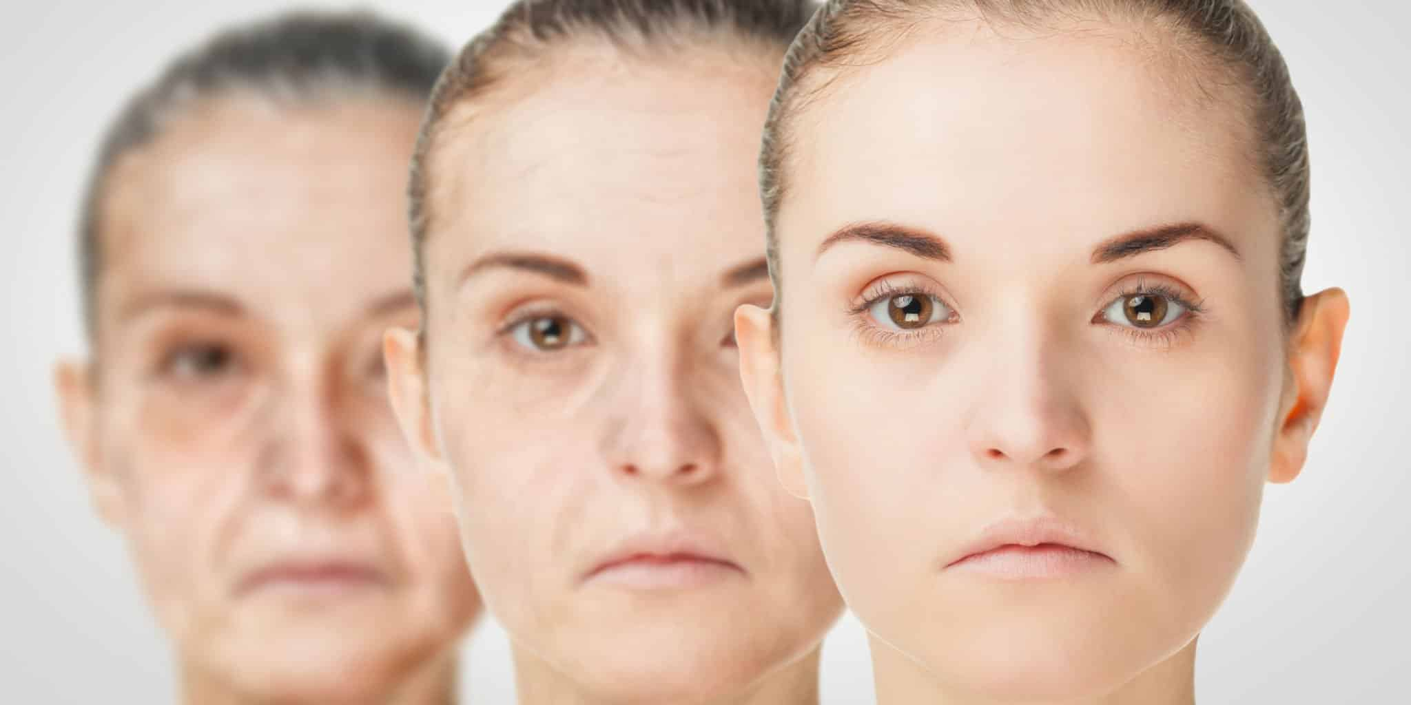 scientific research on reversing the aging process