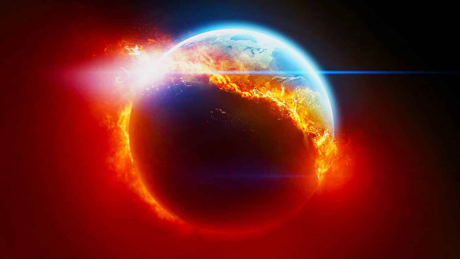 Doomsday nearing climate change assessment shows for Global shows
