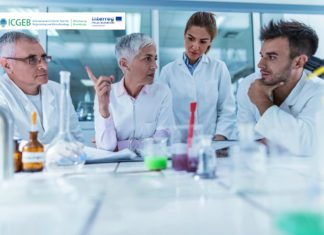 research jobs abroad