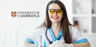 Postdoctoral Research Associate Post Funded @ University of Cambridge