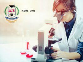 ICBHE - 2018