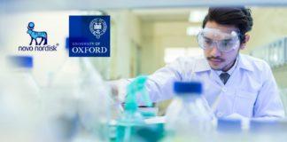 Novo Nordisk - Oxford Fellowship Programme - 2018