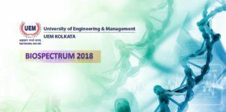 BIOSPECTRUM 2018 @ University of Engineering & Management