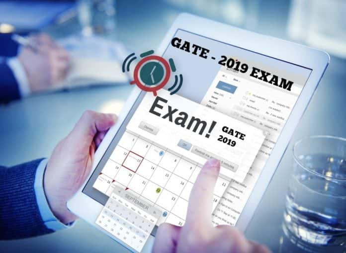 GATE 2019 Notification, Application Date, Deadline & Eligibility