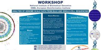 EMBL-EBI Workshop @ NIBMG