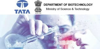 Tata Innovation Fellowship 2018-19 (Life Sciences & Biotechnology)