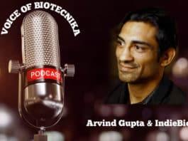 Arvind Gupta & IndieBio - World's largest biotech seed fund program