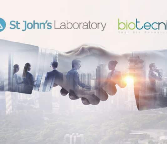 St John Laboratories Inks Biosupply Pact With Biotecnika Info Labs