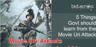 Movie Uri Attack
