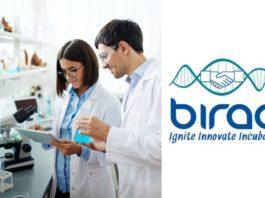 Govt BIRAC Latest Jobs 2019
