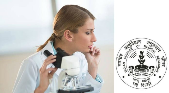 ICMR Postdoc Research Fellow Scheme