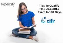Tips To Qualify TIFRJGEEBILS Exam In 180 Days