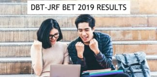 BET 2019 Results Download