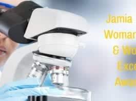 Jamia Hamdard Woman Scientist