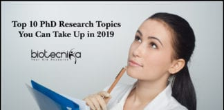 Top 10 PhD Research Topics You Can Take Up in 2019