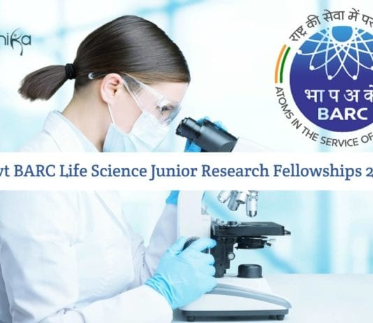 BARC Life Science Fellowships