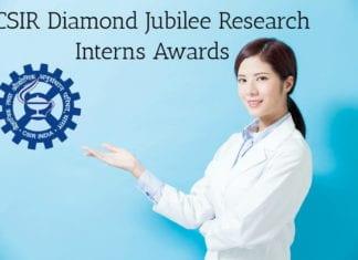CSIR-Diamond Jubilee Research