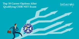 Career Options Available After Qualifying CSIR NET Exam