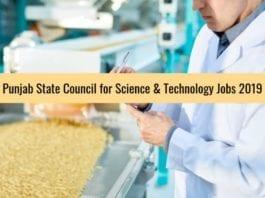 Punjab Govt Biotech Jobs