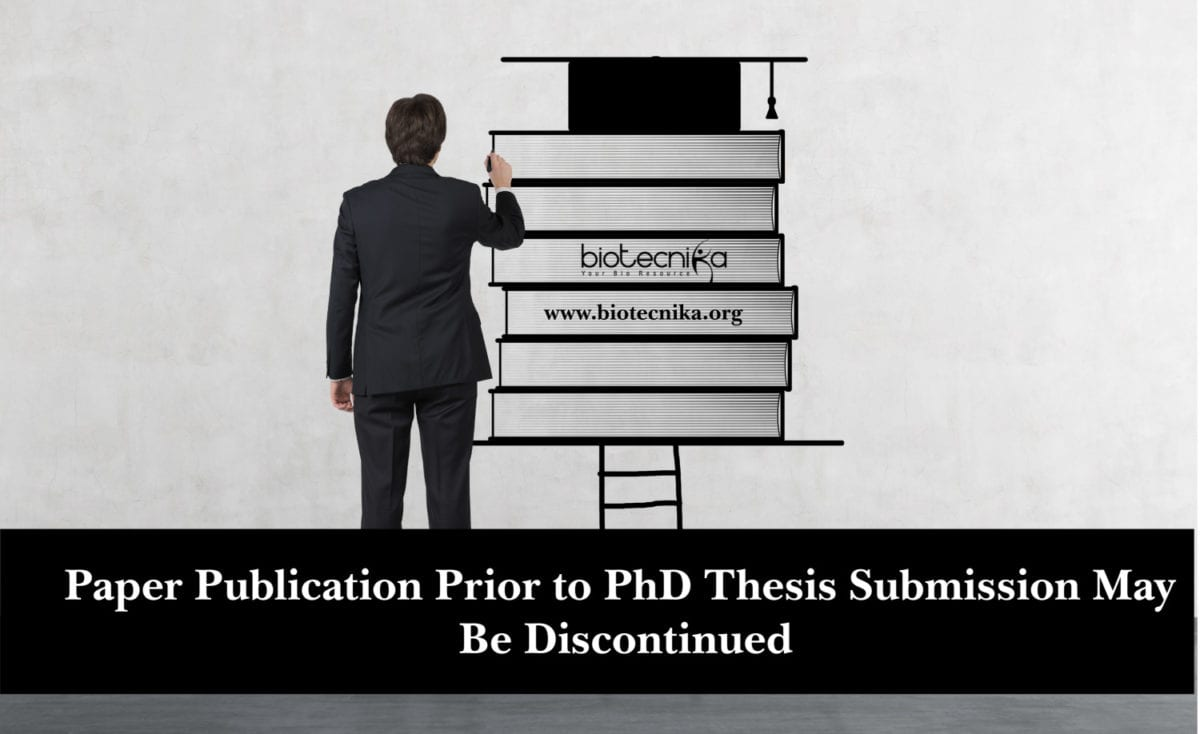 How to publish your phd thesis