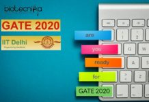 GATE 2020 Official Notification