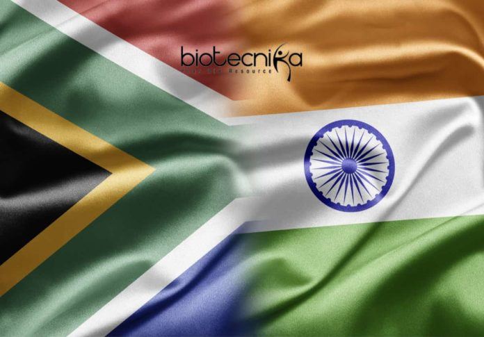India South Africa Joint