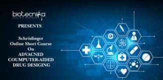 Schrödinger Advanced Computer-Aided Drug Design Course
