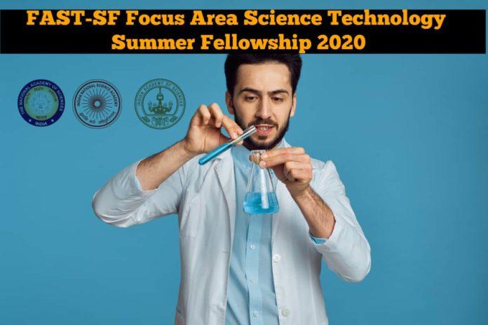 Focus Area Science Technology