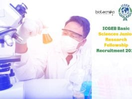 ICGEB Basic Sciences Research
