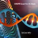 CRISPR Grant For UC Davis