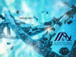 ACTREC Genetics Job