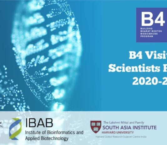 B4 Visiting Scientists Program