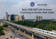 Best CSIR NET Coaching in Noida