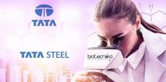 TATA STEEL Job