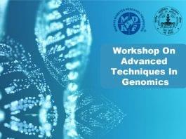 Workshop On Advanced Techniques