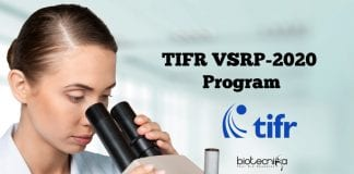 TIFR Visiting Students' Research