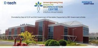 Bangalore Bioinnovation Center Incubation