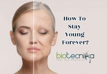 chronological age and biological age