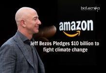 Jeff Bezos on climate change Send a message