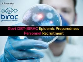 BIRAC Vacancy