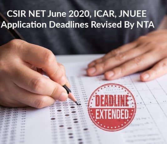 CSIR NET June