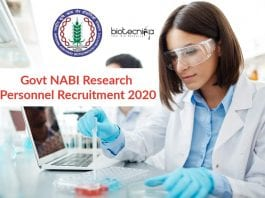 NABI Latest Jobs