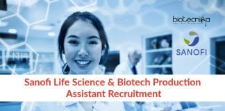 Sanofi Job Vacancy