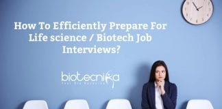 How to Prepare for BioScience Job Interview