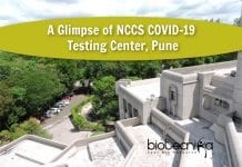 A Glimpse of NCCS COVID-19 Testing Center