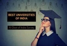 Top 25 Universities In India As Per Govt NIRF-MHRD Ranking 2020