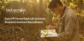 Govt HP Forest Dept