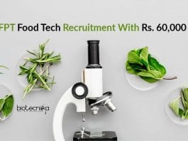 Govt IIFPT Food Tech