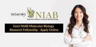 Govt NIAB Molecular Biology